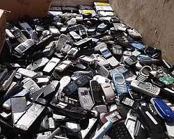 Reciclagem de equipamentos de informática