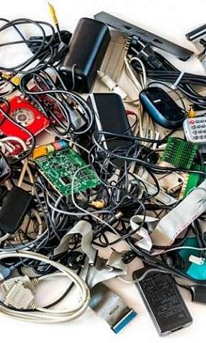 Destinação de lixo eletrônico