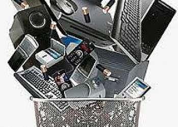 Empresas de reciclagem de lixo tecnológico