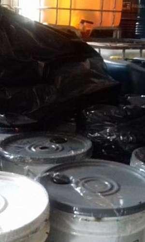 Empresas de reciclagem de solventes