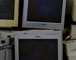 Reciclagem de informática