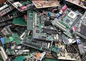Sucata eletrônica