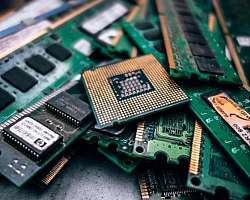 Compra sucata de placas digitais