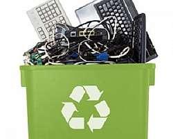 Reciclagem computadores