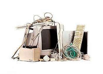 Empresa de reciclagem de produtos eletrônicos