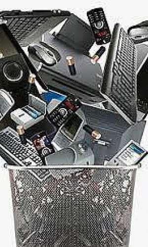 Empresa especializadas em reciclagem lixo eletrônico