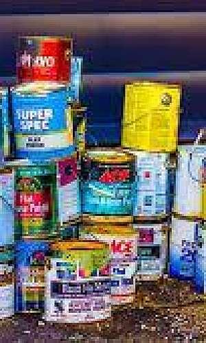 Empresas de reciclagem de tintas