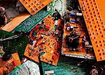 Empresas de reciclagem de componentes eletrônicos em sp