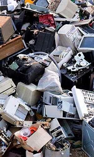 Reciclagem de eletrônicos SP