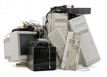 Reciclagem material informática