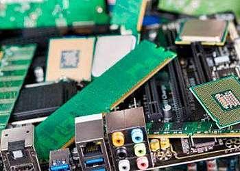 Reciclagem de material eletrônico sp