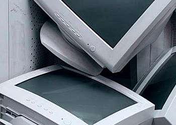 Reciclagem de monitor crt